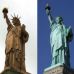 Statue of Liberty- THEN & NOW